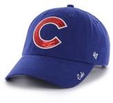 '47 Women's Chicago Cubs Sparkle Baseball Cap - Blue