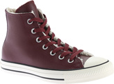 Converse Chuck Taylor All Star Shearling Leather High Top