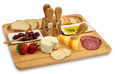 Picnic at Ascot Sherborne Bread and Cheese Set (9 PC)