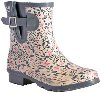 Nomad Footwear Droplet Patterned Waterproof Rain Boot