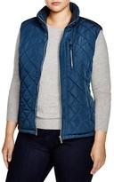 Calvin Klein Plus Quilted Puffer Vest