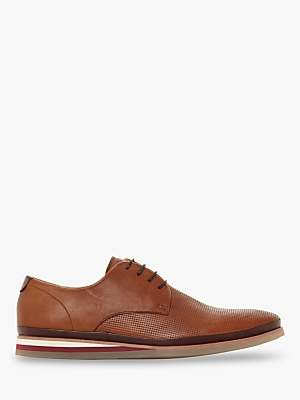 Bertie Booster Leather Gibson Shoes, Tan