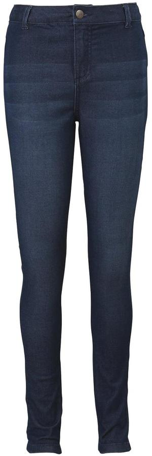 Very Girls High Waisted Skinny Jeans (2 Pack)