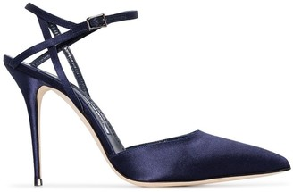Manolo Blahnik Aula 105mm pumps