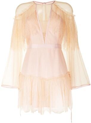 Alice McCall Mi Amor lace dress