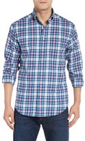 Vineyard Vines 'Hawes Pond - Tucker' Classic Fit Plaid Sport Shirt