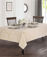 """Waterford Berrigan Gold 70"""" Round Tablecloth"""