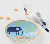 Pottery Barn Kids Plate - Animals