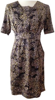 Allude Multicolour Dress for Women