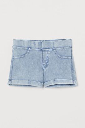 H&M Denim-look shorts