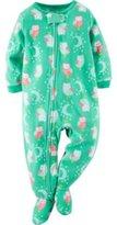 Carter's Girls' Blanket Sleeper (18M, )