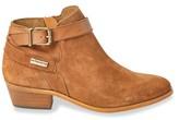 Les Tropéziennes PAR M.BELARBI Topaze Leather Ankle Boots