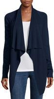 A.N.A a.n.a Long-Sleeve Basic Flyaway Cardigan - Tall