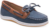 Sperry Firefish Boat Shoes, Little Girls (11-3) and Big Girls (3.5-7)