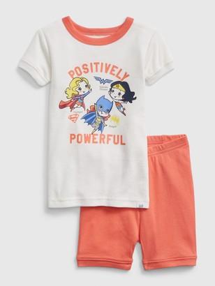 DC babyGap | Female Superheroes PJ Set