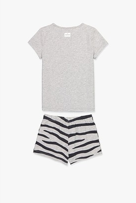 Country Road Zebra Pyjama Set