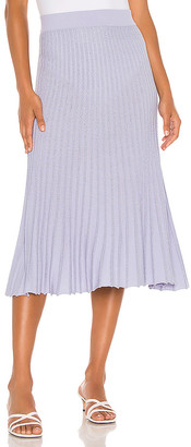 525 America Pleat Skirt