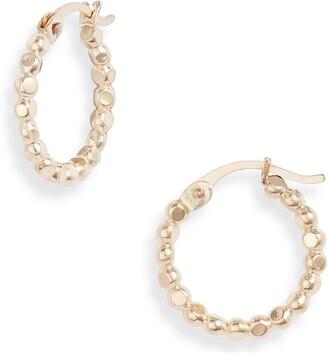 Set & Stones Andie Mini Hoop Earrings