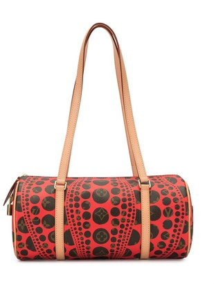 Louis Vuitton pre-owned 2012 Papillon shoulder bag