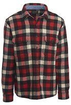 Woolrich Men's Wool Buffalo Shirt Modern Fit