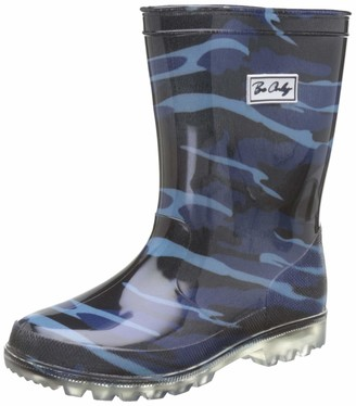 BeOnly Be Only Women's Dolly Flash Marine Rain Boot 11.5 UK