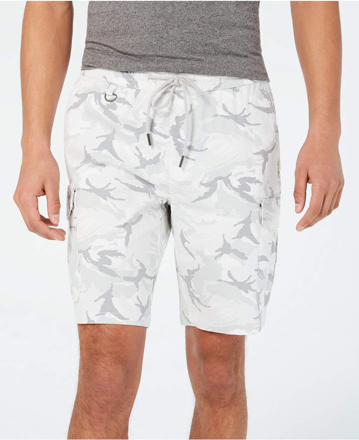 91395cb2f Men's White Camo Shorts - ShopStyle