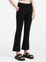 Calvin Klein Platinum Double Weave Stretch Skinny Kick Pants