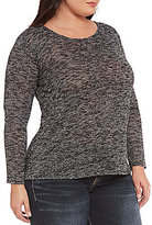 Moa Moa Plus Lace Back Thermal Top