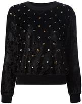 Sonia Rykiel Studded Sweatshirt