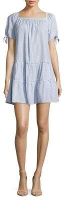 BCBGMAXAZRIA Casual Woven Mini Dress