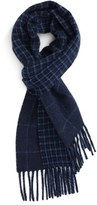 Polo Ralph Lauren Men's Reversible Wool Blend Scarf