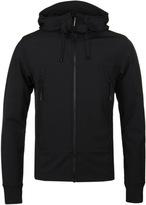 Cp Company Black Cp Shell Hooded Goggle Jacket