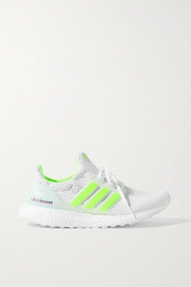 adidas Ultraboost 5 Dna Rubber-trimmed Primeblue Sneakers - White