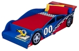 Kid Kraft Racecar Toddler Bed