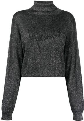 John Richmond Long-Sleeve Roll Neck Jumper