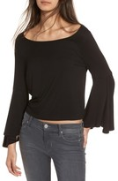 Ella Moss Women's Bella Bell Sleeve Top