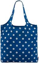 Cath Kidston Button Spot Foldaway Shopper