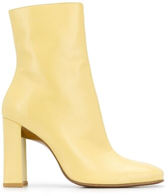 BY FAR High-Heel Ankle Boots