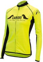 Canari Women's Arya Full-Zip Raglan Cycling Jersey