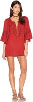 L-Space LSPACE Breakaway Cover Up Dress