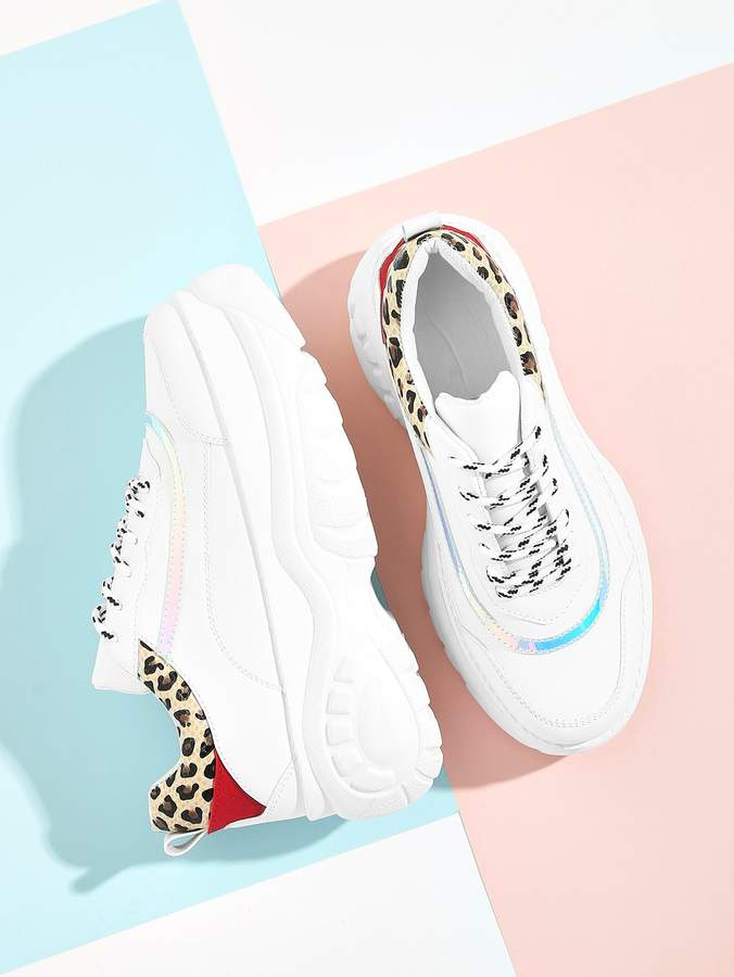 4bdeec3e9c Patterned Sneakers - ShopStyle