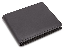 Royce New York Leather Rfid-Blocking Slim Bifold Wallet