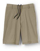 "Classic Men's 9"" Shake Dry Hybrid Chino Shorts-Foil Butterflies"