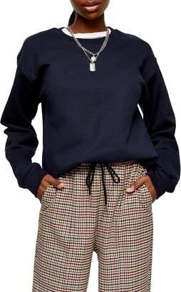 Topshop Everyday Crew Sweatshirt