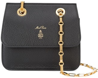 Mark Cross Small Chain Flap Bag