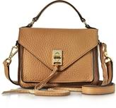 Rebecca Minkoff Sand Leather Mini Darren Messenger Bag