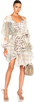 Zimmermann Cavalier Plaid Dress