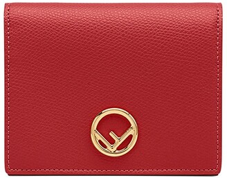 Fendi F is compact wallet