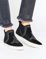 Vero Moda Stud Hitop Sneaker