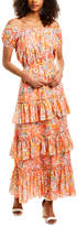 Eywasouls Malibu Inka Maxi Dress